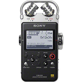 Sony Professional PCM-D100 Front