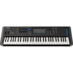 Yamaha 61-key, midrange synthesizer MODX6