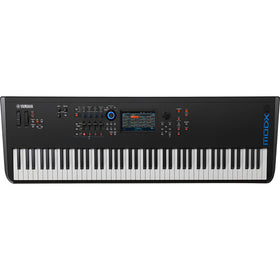Yamaha 88-key, midrange synthesizer MODX8