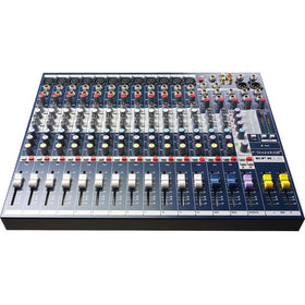 Soundcraft EFX12 Front View