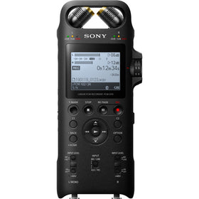 Sony Professional PCM-D10 Front