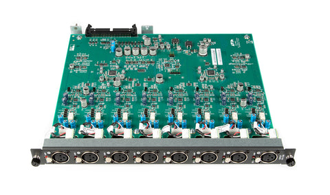 AVID 9900-65577-00 SRI-192 Analog Input Card front view
