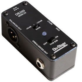 OnStage DB200 Mini DI Box