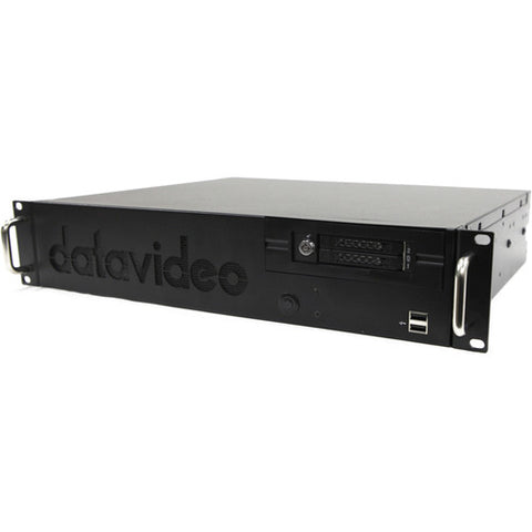 Datavideo DVD-300SDI quarter left