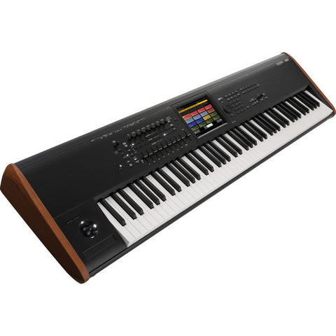 KORG KRONOS8 quarter right