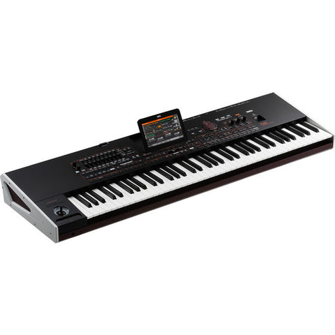 KORG PA4X76 quarter right