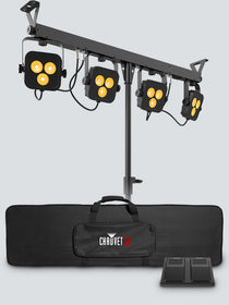 Chauvet 4BAR LT QUADBT package included