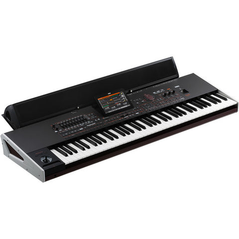 KORG PA4XORT76 quarter right