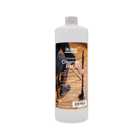 OnStage DSA3200 Cleanser Refill (32oz)