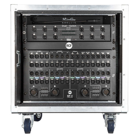 RCF CR16-ND CONTROL RACK front view