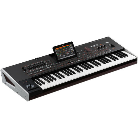 KORG PA4XORT61 quarter right