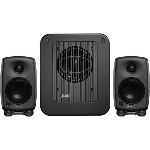 Genelec 8020.LSE™ StereoPak front view