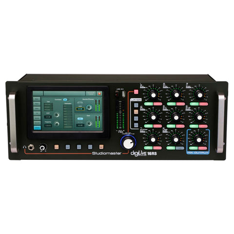 Studiomaster DIGILIVE16RS Price