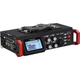 Tascam DR-701D quarter right
