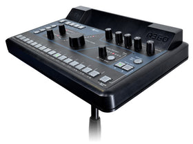 Aviom A360 Personal Mixer quarter left