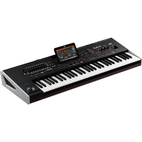 KORG PA4X61 quarter right