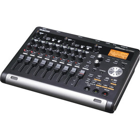 Tascam DP-03SD quarter left