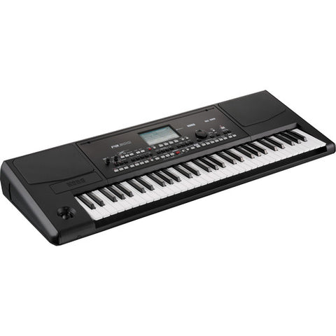 KORG PA300 quarter right