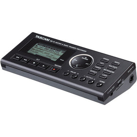 Tascam GB-10 GUITAR TRAINER/RECORDER quarter left