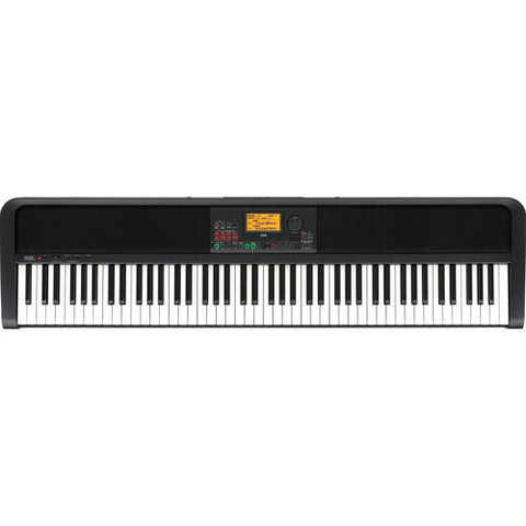 KORG XE20 top view
