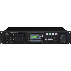 Tascam HS-20 STEREO front view