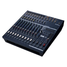 The Yamaha EMX5014C Powered audio mixer (Main View)