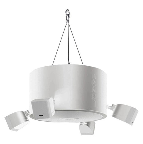 Bose FreeSpace 3 Series II Omni Pendant-Mount one set white