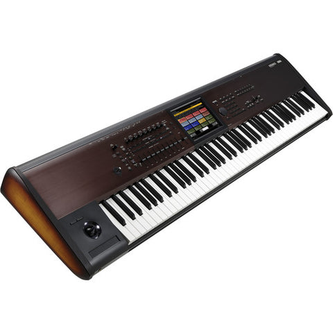 KORG KRONOS288LS KRONOS quarter right