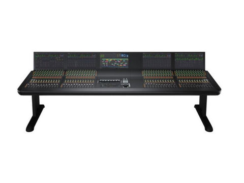 Blackmagic Design BMD-DV/RESFA/BDL/BAY5 Fairlight Console Bundle 5 Bay front view