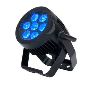 American DJ HEX700 7P HEX IP;7x12W;6 in 1 Hex LEDS !!