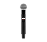 Shure QLXD2/SM86 Wireless Handheld Transmitter with SM86 Microphone
