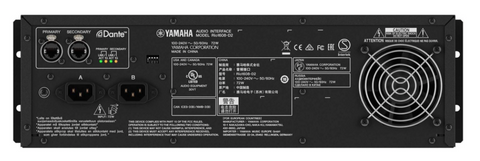 Yamaha RIO1608-D2 Digital Stage Box For Yamaha Consoles