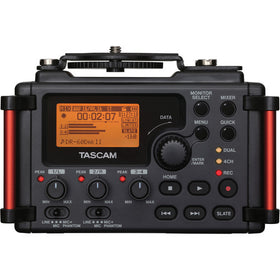 Tascam DR-60DMKII front view