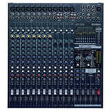 Yamaha EMX5016CF, Powered mixer 16 Channel (Top View)