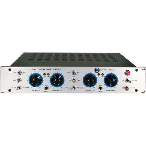 Summit Audio TPA200B front view
