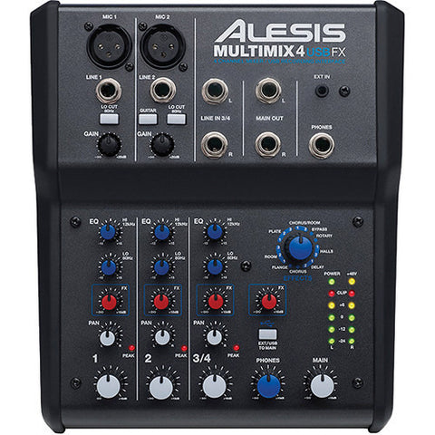 Alesis MultiMix 4 front