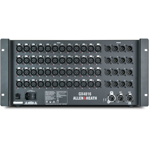 Allen & Heath AH-GX4816 front view