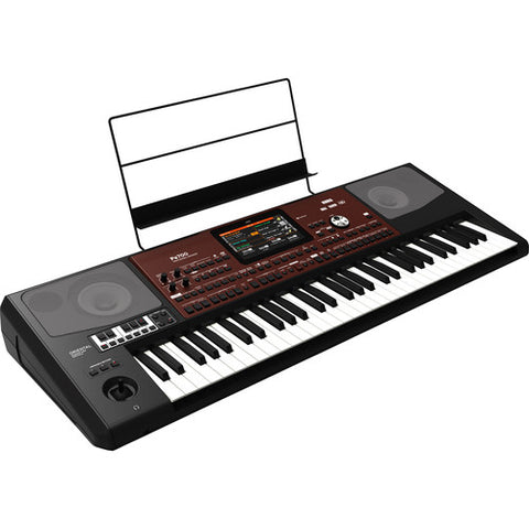 KORG PA700OR quarter right