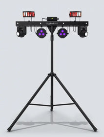 Chauvet Gig Bar Move on stand front view