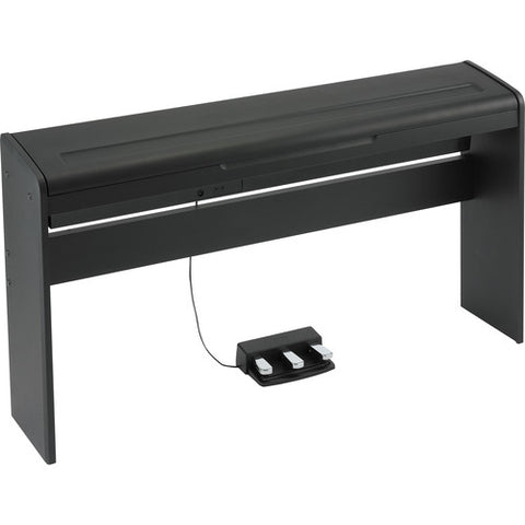 KORG LP180BK (Black) quarter right