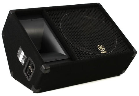 Yamaha SM15V Cheap stage Monitor Right Side Angle View