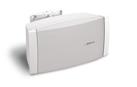 Bose FreeSpace DS 16SE Loudspeaker vertical view white