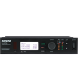 Shure Ulxd4 Wireless Single Channel Receiver Systems