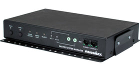 Panamax SM3-PRO, 15A BlueBOLT Compact Power Conditioner, 3 Outlets In 2 Controllable Outlet Banks, 2Ft Cord