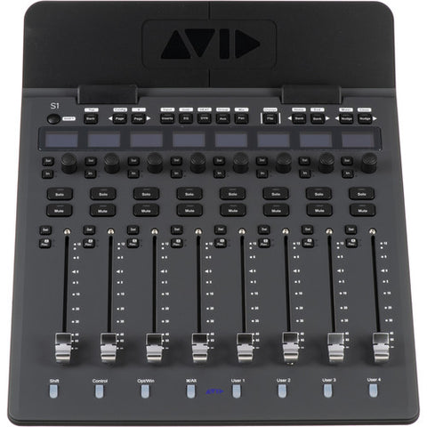 AVID S1 Eucon Control Surface top view
