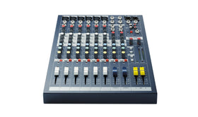 Soundcraft EPM6 Front View