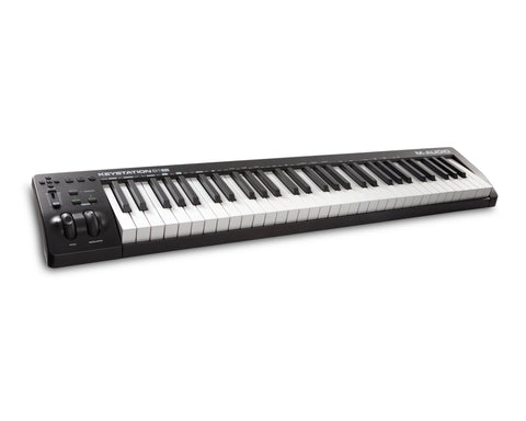 M-Audio Keystation 61 MK3 Side