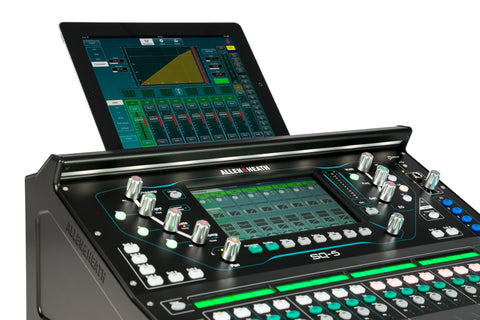 ALLEN HEATH SQ5 Front I-pad