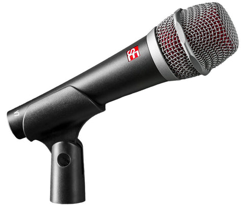 SE Electronics V7-U, Studio-grade Handheld Microphone Supercardioid, built to perform - and built to last.