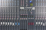 ALLEN HEATH ZED428 zoomed controls
